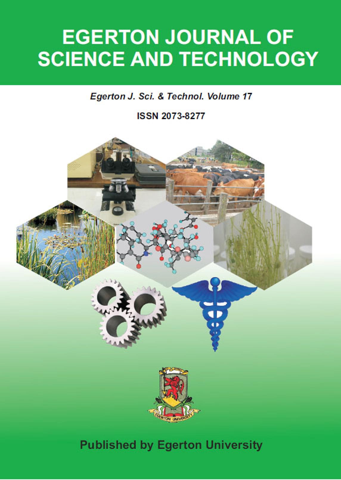 View Vol. 17 No. 1-139 (2020): Vol. 17